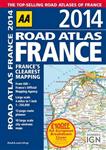 AA Road Atlas France