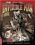 EDGE: Graphic Chillers: The Invisible Man