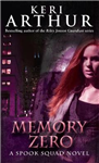 Memory Zero: Number 1 in series