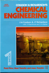 Chemical Engineering Volume 1: Fluid Flow, Heat Transfer and Mass Transfer