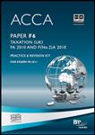 ACCA - F6 Taxation FA2010