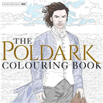 Poldark Colouring Book