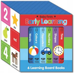 Look and Learn Boxed Set  - Opposites and Numbers