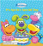 Pajanimals: It's Apollo's Special Day