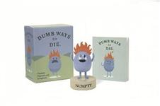 Dumb Ways to Die: Numpty Figurine and Songbook