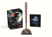 Harry Potter Hermione\'s Wand with Sticker Kit: Lights Up!