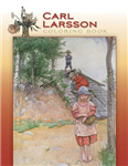 Carl Larsson Coloring Book Cb117