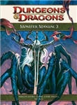 Monster Manual 3: Core Rule Book