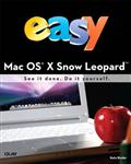 Easy Mac OS X Snow Leopard (UK Edition)