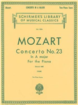 Wolfgang Amadeus Mozart: Piano Concerto No.23 In A Major (2-Piano Score)