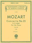 Wolfgang Amadeus Mozart: Piano Concerto No.23 In A Major (2-Piano Score)