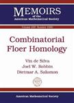 Combinatorial Floer Homology