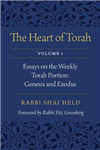 Heart of Torah, Volume 1