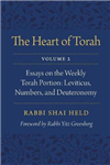 Heart of Torah, Volume 2