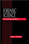 Forensic Science Glossary