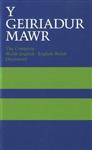 Geiriadur Mawr, Y