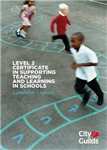 Level 2 Certificate in Supporting Teaching and Learning in Schools Candidate Logbook