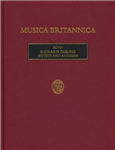 Richard Dering: Motets and Anthems