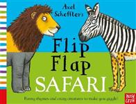Axel Scheffler's Flip Flap Safari