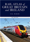 Rail Atlas of Great Britain and Ireland,