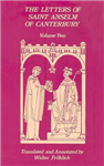 The Letters Of Saint Anselm Of Canterbury: Volume 2 Letters 148-309, as Archbishop of Canterbury
