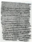 Papyri from Hermopolis