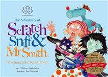 The Adventures of Scratch, Sniff and Mr Smith: The Search for Stinky Pond