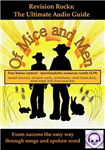 Of Mice and Men: The Ultimate Audio Revision Guide: GCSE Success the Easy Way