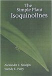 The Simple Plant Isoquinolines