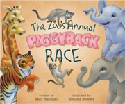 The Zoo\'s Annual Piggyback Race