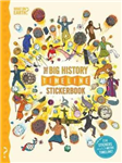 Big History Timeline Stickerbook