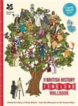 British History Timeline Wallbook