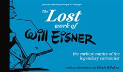 Lost Work of Will Eisner