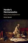 Herder's Hermeneutics