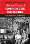 Formal Theory of Commonsense Psychology