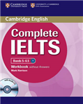 Complete: Complete IELTS Bands 5-6.5 Workbook without Answers with Audio CD