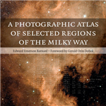 Photographic Atlas of Selected Regions of the Milky Way