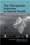 Therapeutic Interview in Mental Health