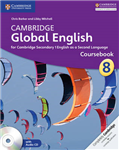 Cambridge Global English Stage 8 Coursebook with Audio CD: for Cambridge Secondary 1 English as a Second Language