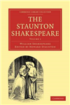 The Staunton Shakespeare 3 Volume Paperback Set The Staunton