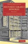 Historici graeci minores 2 Volume Set Historici graeci minor
