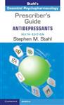 Prescriber's Guide: Antidepressants