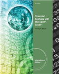 Financial Analysis with Microsoft (R) Excel (R), International Edition
