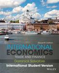 International Economics: Trade and Finance