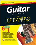 Guitar All-In-One For Dummies: Book + Online Video & Audio Instruction