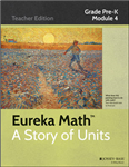 Eureka Math, a Story of Units: Grade PK, Module 4: Comparison of Length, Weight, and Capacity