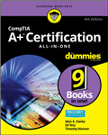 CompTIA A+r Certification All-in-One For Dummiesr