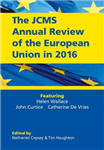 JCMS Annual Review of the European Union in 2016