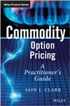 Commodity Option Pricing: A Practitioner\'s Guide