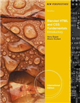 New Perspectives on Blended HTML and CSS Fundamentals: Introductory, International Edition